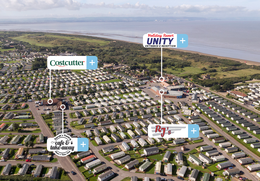 Holiday Resort Unity Aerial 360 Virtual Tour - Recent